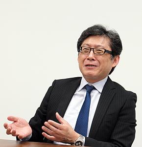 カカクコムの田中実社長