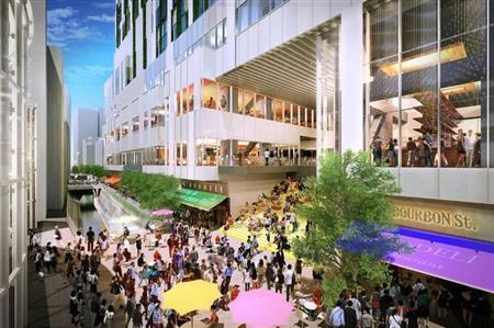 [ITmedia エグゼクティブ] 東急、渋谷駅周辺再開発 南側複合施設「渋谷ストリーム」9月に開業