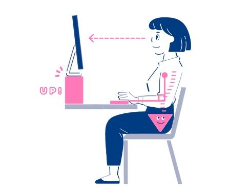仕事のパフォーマンスがあがる「最強の座り方」 (1/2) - ITmedia エグゼクティブ
