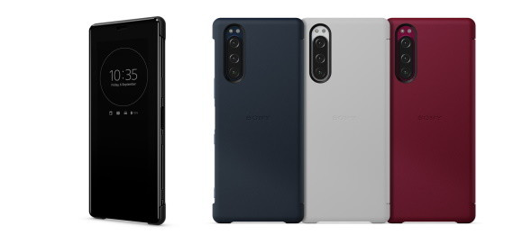 Xperia 5 Style Cover View