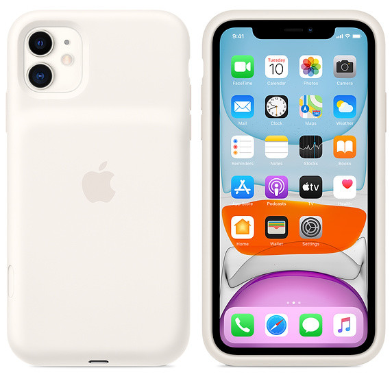 「iPhone 11 Smart Battery Case」