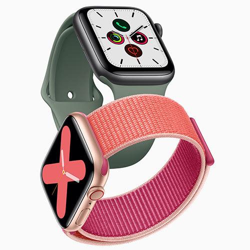 「Apple Watch Series 5」