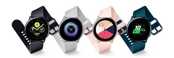 「Galaxy Watch Active」