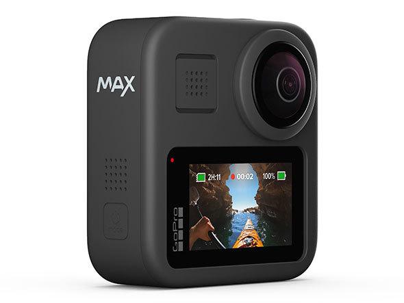 「GoPro MAX」