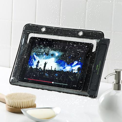 サンワサプライの「iPad・タブレットPC防水ケース(200-PDA127)」
