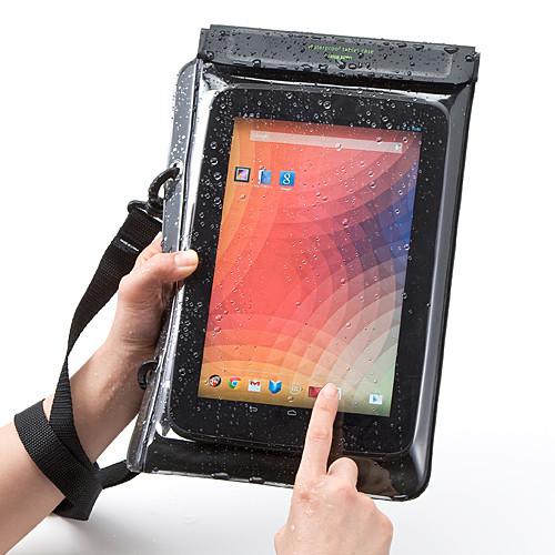 サンワサプライの防水ソフトケース「200-PDA127」