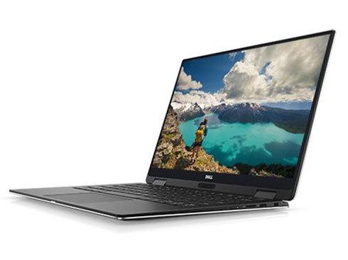 Dell「New XPS 13 プラチナ(シルバー)」