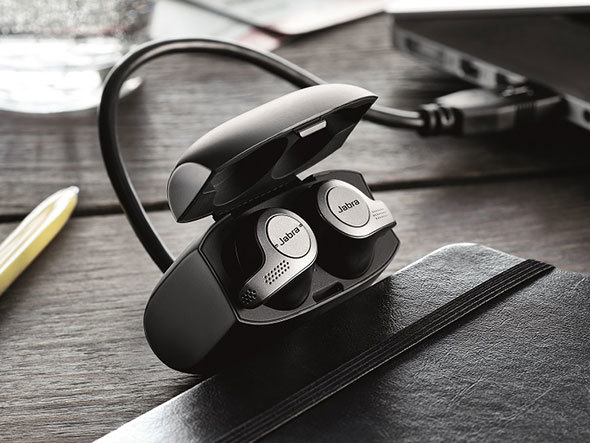 Bluetooth 5.0対応の「Jabra Elite 65t」
