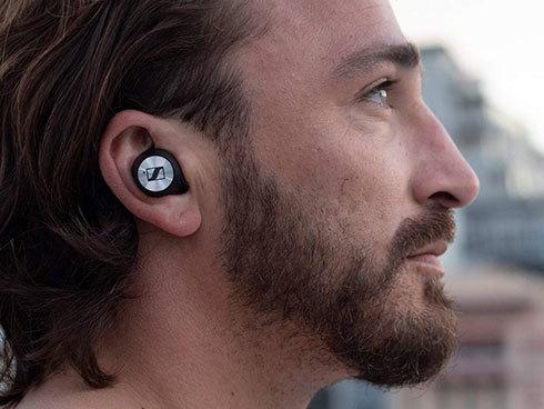 プロ向けの音響メーカー「Sennheiser(ゼンハイザー)」の完全ワイヤレスイヤフォン「MOMENTUM True Wireless M3IETW」