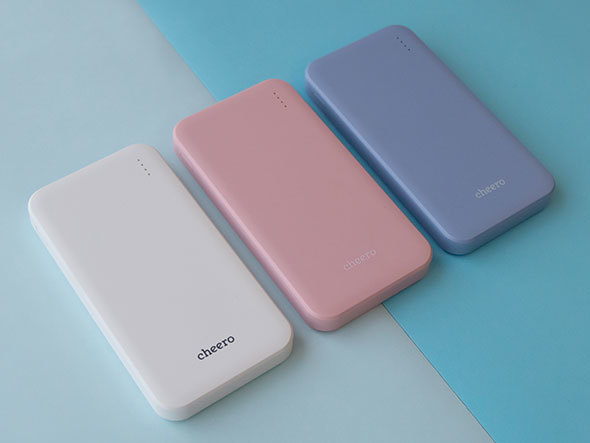 「cheero Bloom 10000mAh」