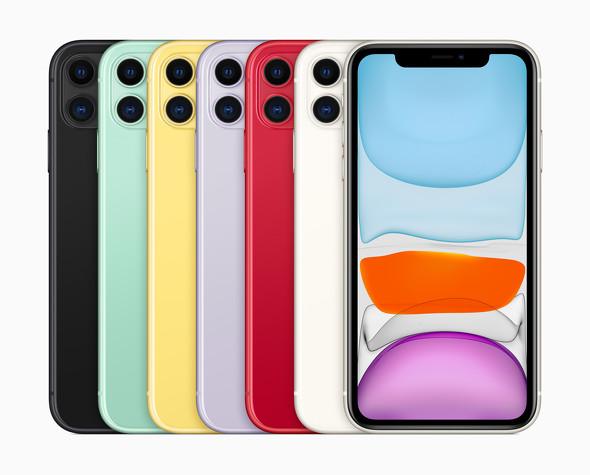 「iPhone 11」