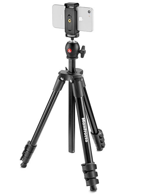 「Manfrotto COMPACTライト スマートフォン キット」