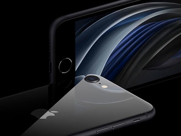 カメラもアップデートした新型iPhone SE