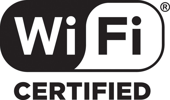 Wi-Fi CERTIFIEDロゴ