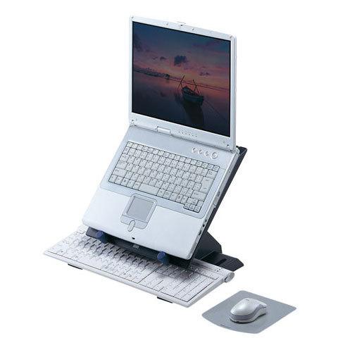 サンワサプライのノートパソコンスタンド(CR-35)