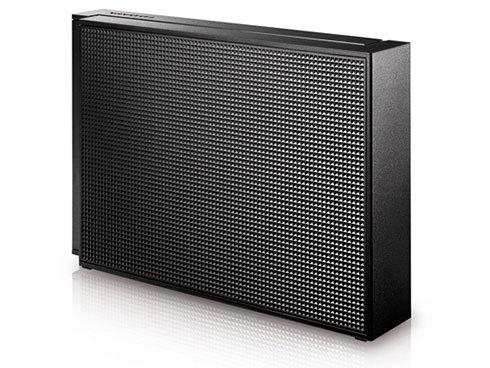 アイ・オー・データ機器の据え置き型外付けHDD「HDCZ-UT4KC」