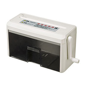 サンワサプライのハンドシュレッダー「PSD-MC2223」