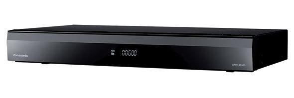 パナソニック「全自動ディーガ DMR-4X600」