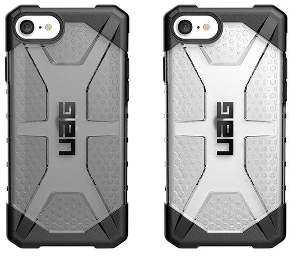 「UAG iPhone SE(第2世代)用 PLASMAケース クリアカラー」