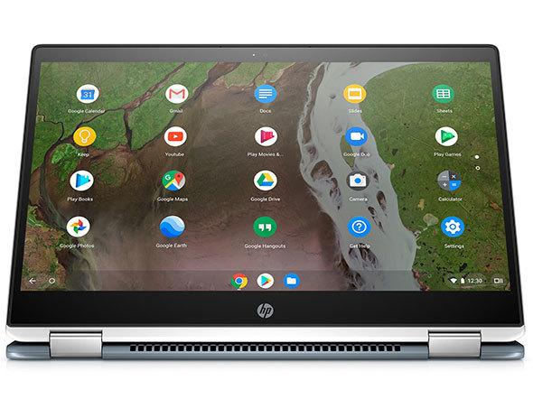 ChromebookはWindows向けのアプリや周辺機器などは利用できません