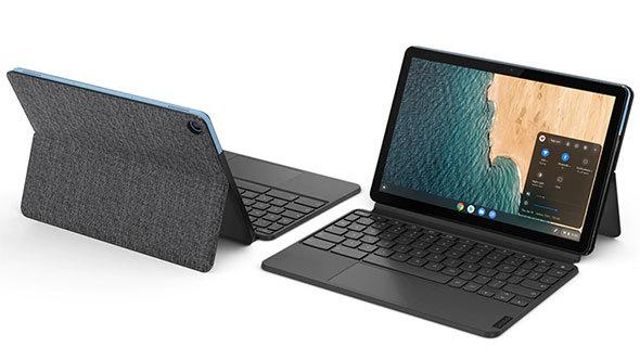 「IdeaPad Duet Chromebook」