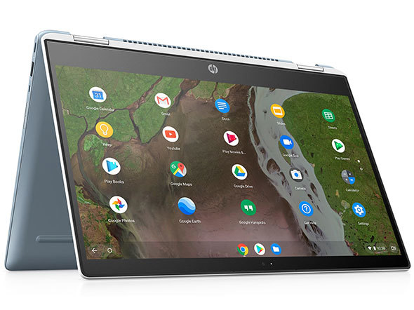 「HP Chromebook x360 14 エグゼクティブモデル」