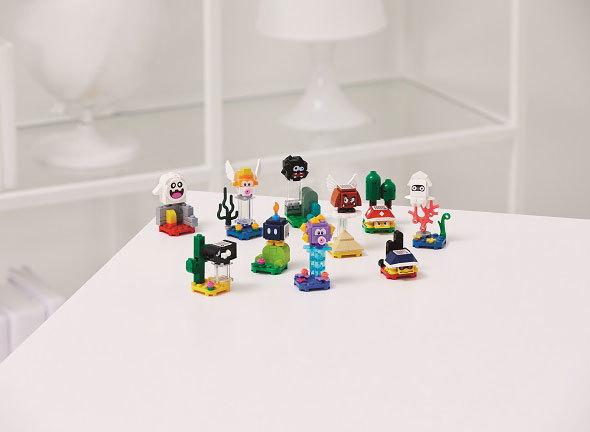 レゴ スーパーマリオ キャラクターパック