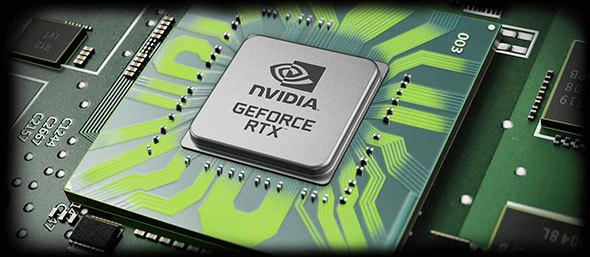 ゲーミングノートパソコンで主流のGPUがNVIDIA(エヌビディア)の「GeForce(ジーフォース)」シリーズ