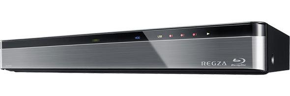 REGZAタイムシフトマシン「DBR-M4008」