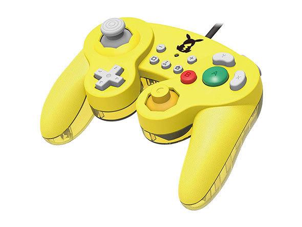 ホリ「クラシックコントローラー for Nintendo Switch」