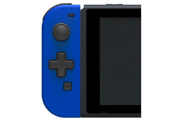 ホリ「携帯モード専用 十字コン (L) for Nintendo Switch」
