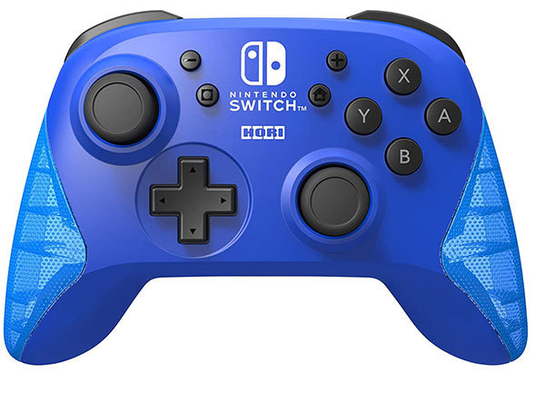 ホリが販売する「ワイヤレスホリパッド for Nintendo Switch」