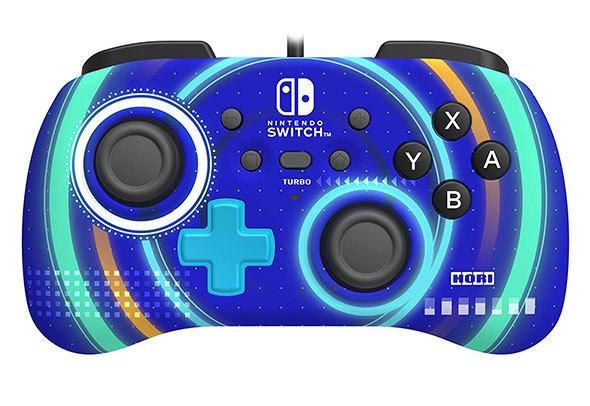 ホリ「ホリパッドミニ for Nintendo Switch」