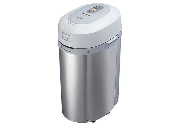 パナソニック 家庭用生ごみ処理機(MS-N53)