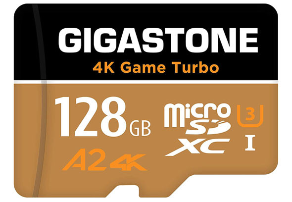 Gigasotone microSDカード 4K Game Turbo
