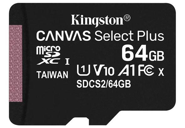 キングストン(Kingston) microSDカード