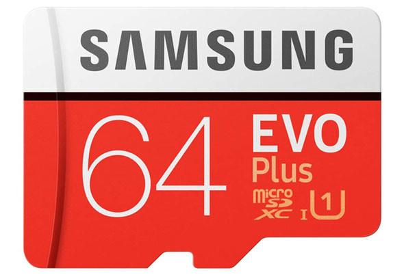 日本サムスン EVO Plus microSD