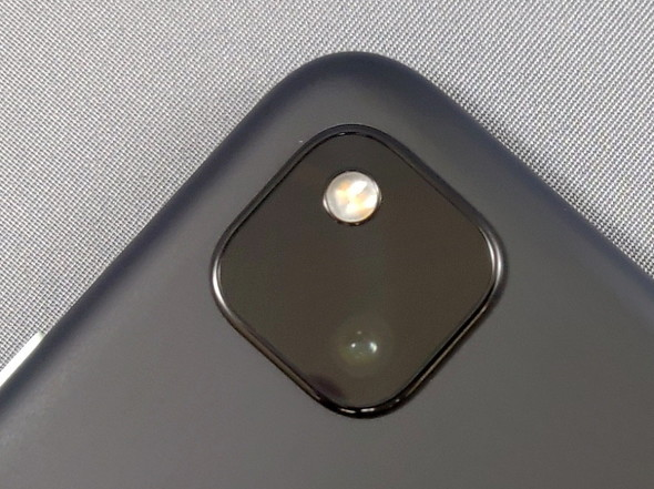 Pixel 4のアウトカメラ