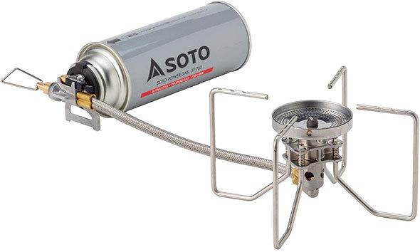 SOTO(SOTO) レギュレーターストーブ FUSION(ST-330)