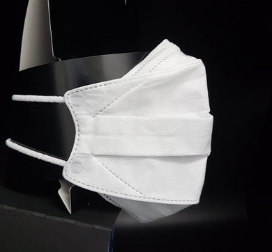 曇らないマスク:鼻の部分に隙間を作らないマスクがおすすめ