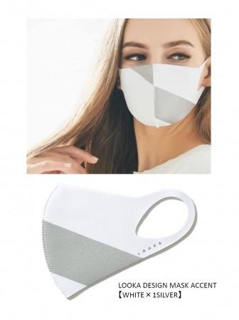 おしゃれマスク:シンプルなデザインか、派手なデザインか