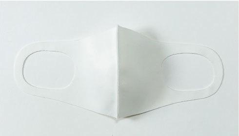 おしゃれマスク:抗菌防臭加工付きがおすすめ