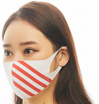 「アクセント デザイン マスク」