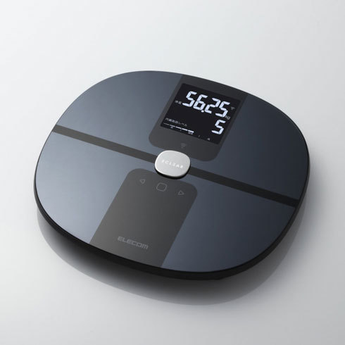 体重計:50グラム単位で測定できる製品がおすすめ