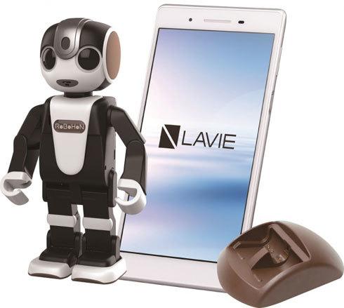 コミュニケーションロボット:その他の機能もチェック
