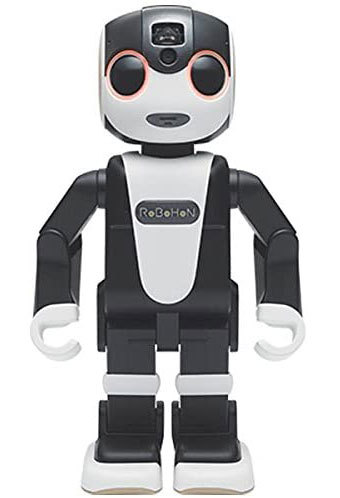 「モバイル型ロボット電話 ロボホン SR-01M-W」