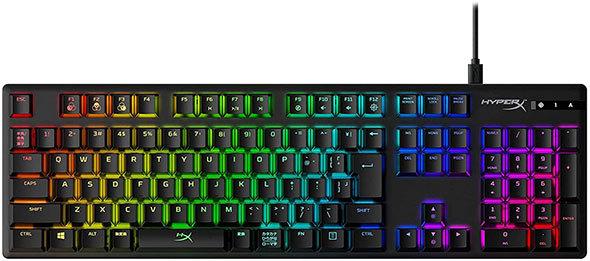 Kingston「HyperX Alloy Origins RGB」
