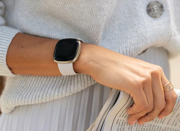 「Fitbit Sense」