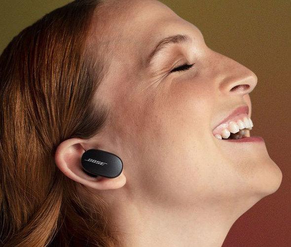 Bose「QuietComfort Earbuds」
