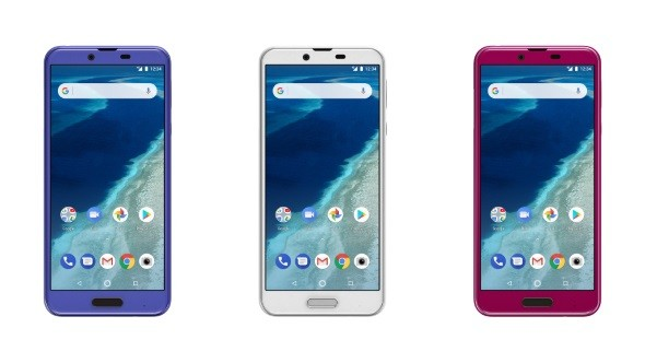 「Android One X4」